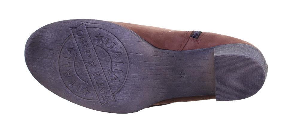 Justin Ankle Reece damen Sock Fitting Comfort Ankle Justin Block Heel fc75c1
