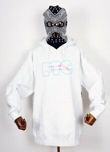 Gang Sweat 2xl Lakai Sweatshirt In Ftc Footwear Hooded White 7xtSqX