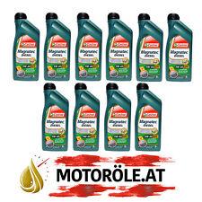 10x1 Liter Castrol Magnatec Diesel 5W-40 DPF Motoröl, ACEA C3, BMW Longlife 04