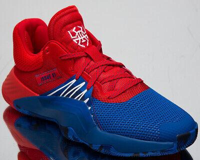 Adidas X Marvel D. O. N. Issue 1 Spider Man Herren Blau Basketball Sneakers | eBay