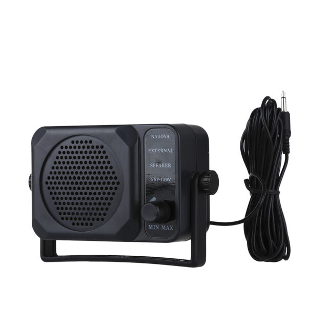 Handheld High Quality Rotatable External Mini Speaker Tool 3.5mm Plug For Auto