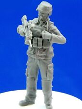 Djiti's 1/35 French ISAF Soldier with FAMAS in Afghanistan 2009 No.2 35009