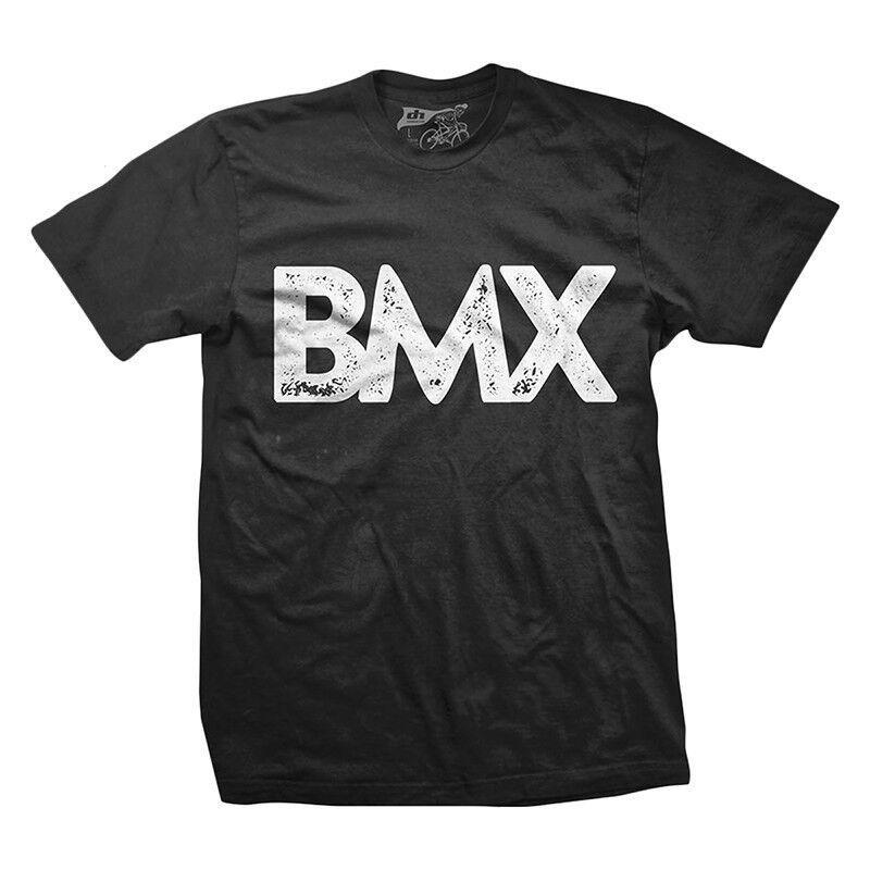 Dh Designs Bmx Clothing T-shirt Dhd Bmx Xl Blk