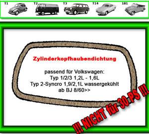 VW-Kaefer-2-ELRING-Ventildeckeldichtung-8-60-NO-30-PS