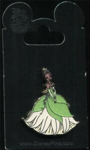 The-Princess-and-the-Frog-Princess-Tiana-Glitter-Dress-Disney-Pin-72833