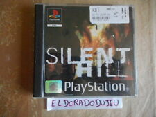 ELDORADODUJEU > SILENT HILL 1 Pour PLAYSTATION 1 PSX VF COMPLET NOTICE ABIMEE