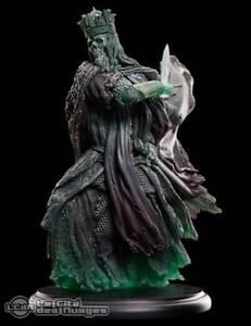 Seigneur Des Anneaux Seigneur Des Anneaux Roi Statue Morte 18 Cm Weta