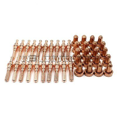 30pcs 9-8211 Thermal Dynamics SL60//SL100 A120 Nozzle 80Amp Plasma Cutting Torch
