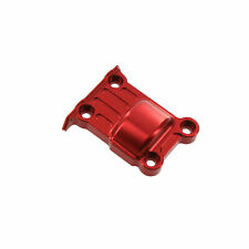 Red TRX 7780 Atomik RC Traxxas X-Maxx Alloy Front//Rear Differential Cover