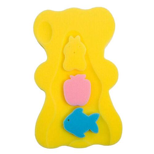 Baby Badeschwamm Stützkissen Sicherheitshilfe Badematte Badewanne Bade Matte
