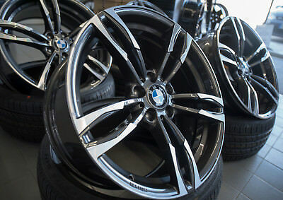 20 zoll felgen ultra wheels ua11 5x120 grau f r bmw m performance 5er f10 neu ebay. Black Bedroom Furniture Sets. Home Design Ideas