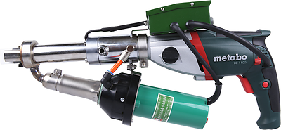 Welding Gentle Lesite New Lst610c Hdpe Ldpe Pp Plastic Extrusion Welding Machine Extruder Gun Rapid Heat Dissipation