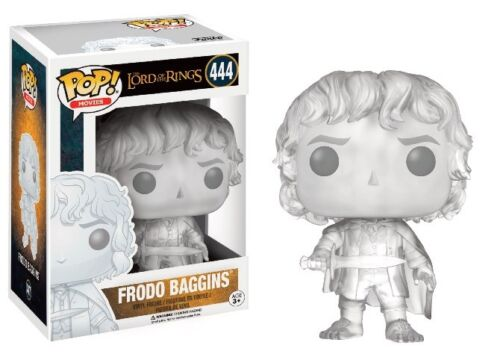 Invisible Frodo Baggins The Lord Of The Rings POP! Movies #444 Vinyl Figur Funko