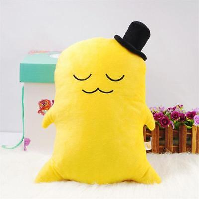 C.C. A Favorite Doll Cosplay Hat Cheese Kun Plush Doll Toy 35cm Code Geass