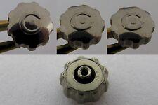 NEW Cyma Genuine crown in stainless steel, 9 prongs diameter 4.9 mm, tap 10