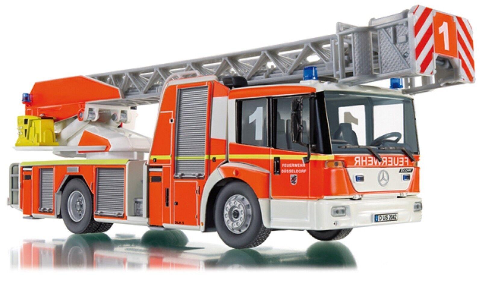 Wiking Wiking Wiking 043102-7333 Feuerwehr DREHLEITER L 32 MB ECONIC METZ 1 43 NEU OVP- 471ae2