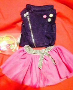 American Girl Doll CLOTHES FLOUNCY MESH SKIRT from LOVE TO LAYER ACCESSORY NEW
