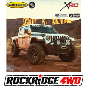 Smittybilt Xrc Front Bumper >> Details About Smittybilt Gen 1 Xrc Front Bumper For Jeep Wrangler Jl 20 Jeep Gladiator Jt