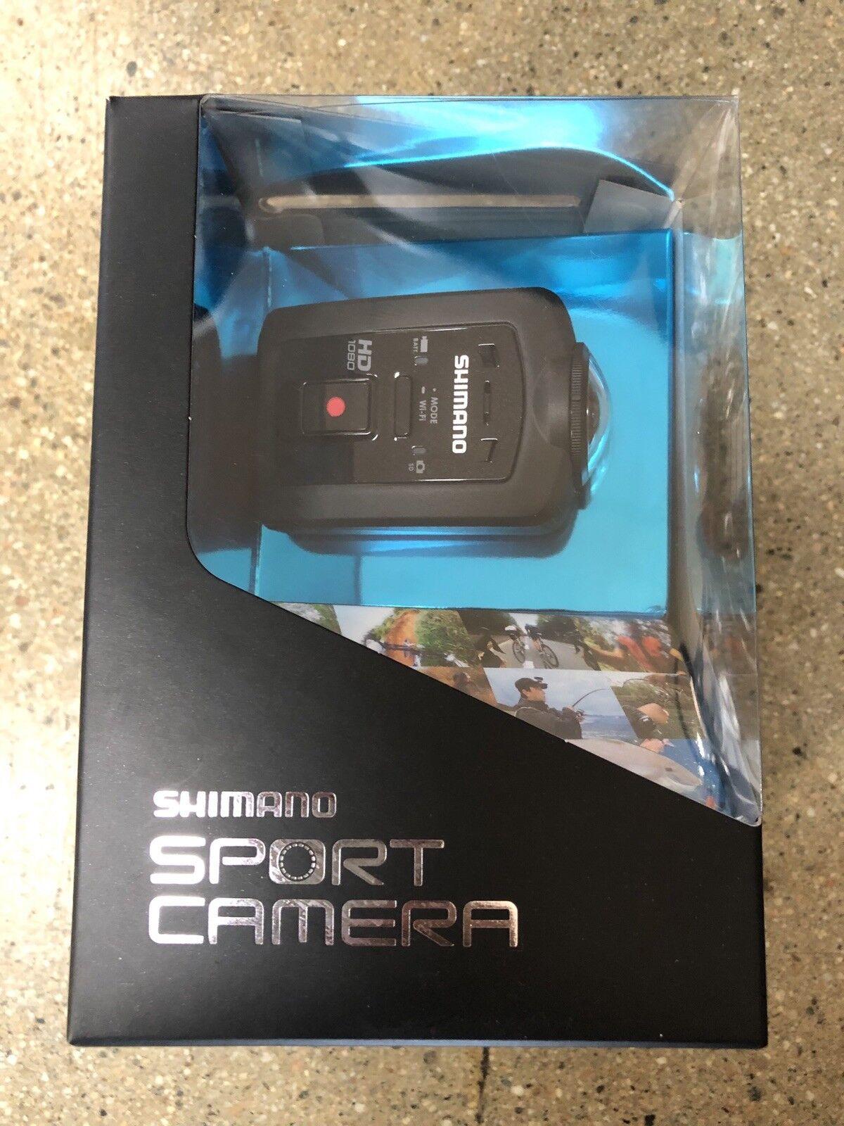 Shimano CM-1000 Sport Camera nib go pro type camera
