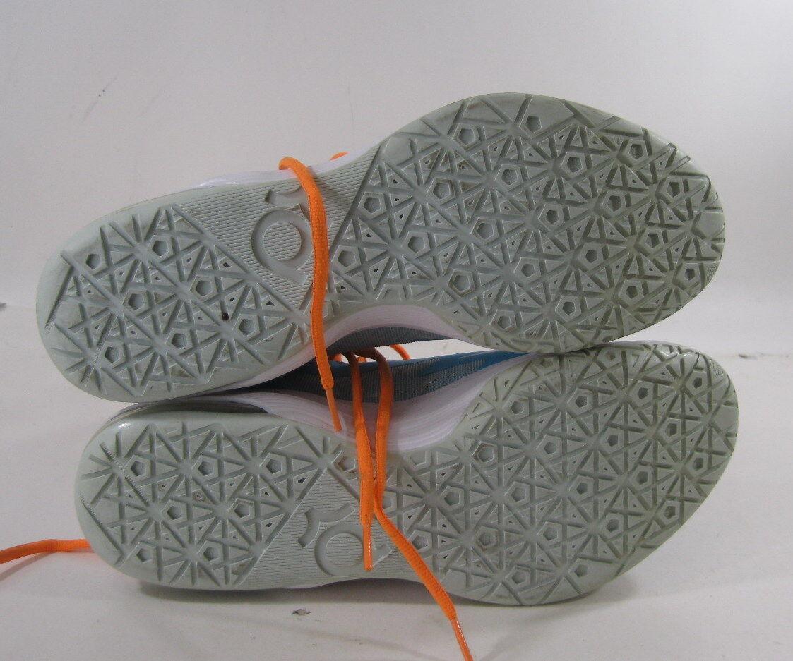 newest cf2c9 a9990 ... Nike Zoom Kd V V V Easter Turquoise Blue Bri Citrus Fiberglass  554988-402 Size 9.5 0b811e