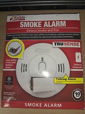 BRAND NEW IN BOX Kidde Smoke Alarm Detect Smoke And Fire 2070-VDSR