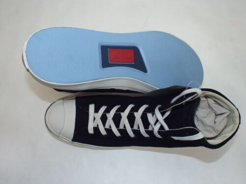 Black Nouveau Converse Hommes Chaussures 11 Mid Purcell en Aero cuir 85157710c Jack Jp zMVpSU