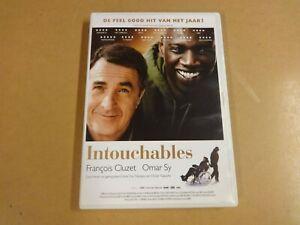 DVD-INTOUCHABLES-FRANCOIS-CLUZET-OMAR-SY