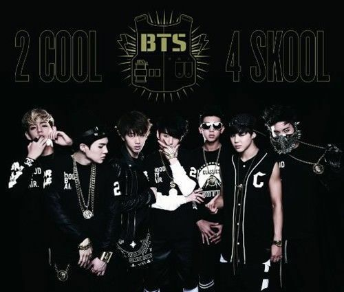 BTS (BANGTAN BOYS)-2 COOL 4 SKOOL / O!RUL8.2? JAPANESE EDITION-JAPAN CD+DVD H66