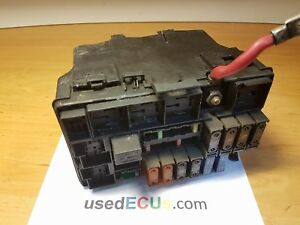 renault laguna ii grandtour 1.9 dci under bonnet engine bay fuse box  8200003059 | ebay  ebay