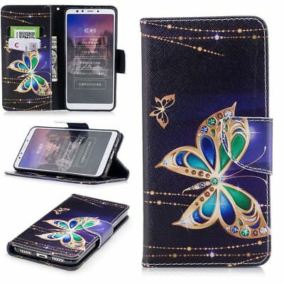 Cell Phone Accessories Cell Phones & Accessories Forceful Für Samsung Galaxy A7 A750f 2018 Kunstleder Tasche Wallet Motiv 24 Hülle Cover
