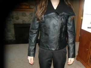 New-with-tags-Charlie-Paige-black-jacket-size-s-p