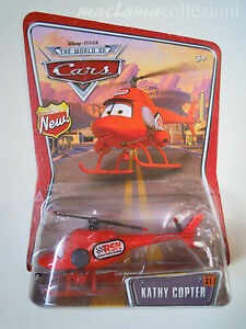 CARS-Disney-pixar-cars-KATHY-COPTER-mattel-World-of-cars-31-mattel-1-55-maclama