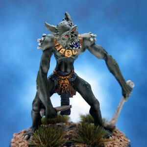 Painted-RAFM-Miniatures-Troll-King