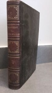 DE Escolar O Raoul Y Victor Didier 1852 París Frontispicio/Impresión/Ex-Libris
