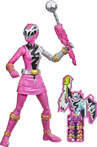 Hasbro Collectibles - Power Rangers 6 Inch Dino Fury Pink Ranger [New Toy]