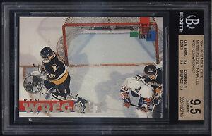 1994-95-Stadium-Club-Members-Only-Ken-Wregget-Gem-Mint-BGS-9-5-Penguins