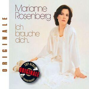 MARIANNE-ROSENBERG-ICH-BRAUCHE-DICH-ORIGINALE-CD-NEU
