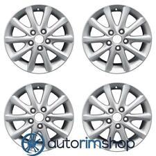 Toyota Camry 2010 2012 16 Factory Oem Wheels Rims Set Fits 2011 Toyota Camry