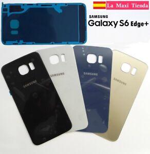Tapa-Trasera-Bateria-para-Samsung-Galaxy-S6-Edge-Plus-Adhesivo-SM-G928F