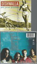 CD--DISHWALLA--PET YOUR FRIENDS