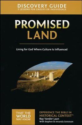 TTWMK Volume 1: Promised Land, Discovery Guide 9780310878742 | eBay