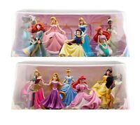Authentic Disney Princess Figure Play Set No 1 & 2 / Cake Topper