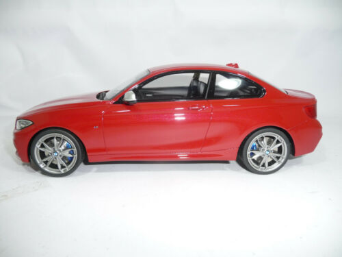 BMW 2er M235i M 235i F22 COUPE RED 1:18 GT-SPIRIT GT039 LIMITED VERY RARE