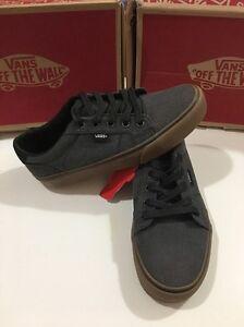vans bishop mens canvas skate shoes