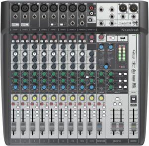Soundcraft-Signature-12MTK-12-MTK-MULTI-TRACK-melangeur-NOUVEAU