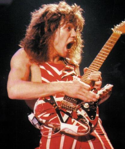 Van Halen Guitar Tabs Tab Lesson Software CD 135 Songs Book Amp 55 Backing Tracks