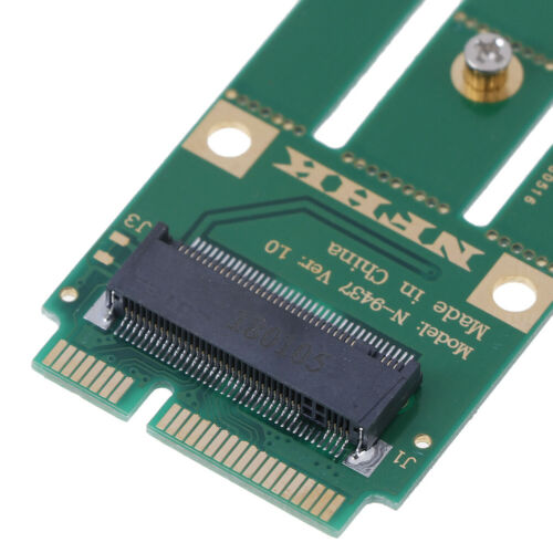 A+E key A key M.2 NGFF wireless module to MINI PCIE adapter for wireless caBP