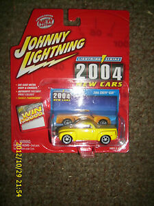 Johnny White Lightning Strike 2004 Camion Chevrolet Ssr