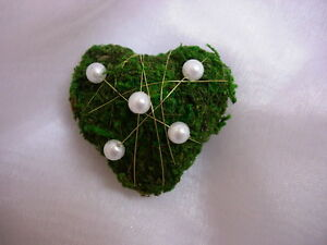 12-Moosherzen-Perlen-Herz-Herzen-Moos-Deko-Hochzeit-Taufe-Kommunion
