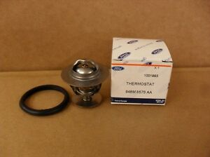 Original Thermostat 1001993+109226<wbr/>2 Ford Mondeo Focus Escort Cougar 16V Benzin